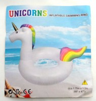 31300964 UNICORN INFLATABLE SWIMMING RING +- 1.75 R2707
