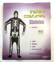 31816946 COSTUMES INSTANT SKELETON (ADULT) 05817 R300