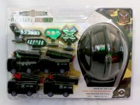 36801121 MILITARY VEHICLES ARMY BASE ZYX-112 EACH R164