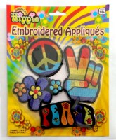 37209131 HIPPIE EMBROIDERED APPLIQUES EAH CARD R70