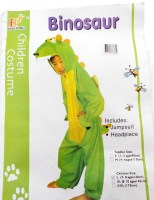 37503765 COSTUME CHILDREN DINOSAUR HY1379-14 EACH R260