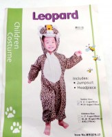 37503789 COSTUME CHILDREN LEOPARD HY1379-17 EACH R258
