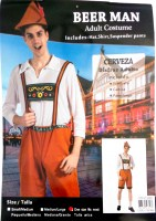 37504717 COSTUME ADULT BEER MAN 93065 EACH R399