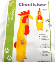 37504755 COSTUME CHILDREN CHANTICLEER HY1379-17E R258