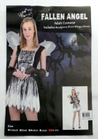 37504915 COSTUME ADULT FALLEN ANGEL 093163 EACH R520