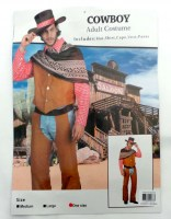 37504977 COSTUME ADULT COWBOY 093409 EACH R420