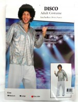 37505196 COSTUME ADULT DISCO (MALE) 093425 EACH R4651
