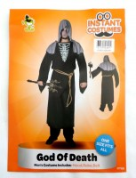 37505301 COSTUMES INSTANT GOD OF DEATH FF166 EACH R4907