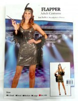 37505370 COSTUME ADULT FLAPPER 093220 EACH R420
