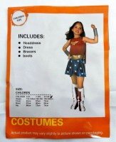 37505677 COSTUME CHILDREN WW EACH R350