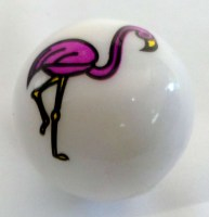 37602710 FLASHING RUBBER BALL UNICORN 5.5CM EACH R20