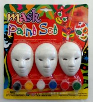 37702649 MASK PAINT SET 6088A CARD R36