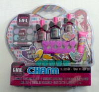 38881022 CHARM COLLECTION-10 PC BEAUTY SET 81025 R138