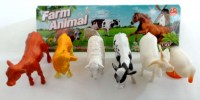 38912115 FARM ANIMALS A012 12PCS PACK EACH PACK R90