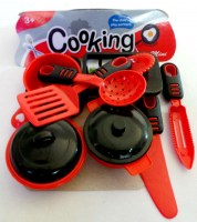38928178 COOKING PLAY SET MINI IN OPP BAG A228-01 R24