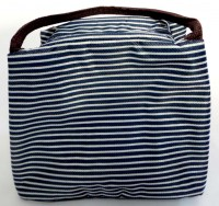41500798 BAG STRIPE 21X15X16CM EACH R55