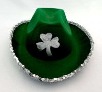 41802960 HAT ST.PATRICK SEQUENS 58CM EACH R70
