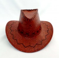 47801349 HAT COWBOY PU DESIGN 58CM EACH R70