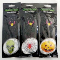 51105334 GLOW NECKLACE HALLOWEEN 8 EACH R36