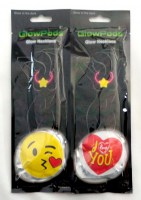 51105358 GLOW NECKLACE I LOVE YOU 8 EACH R36