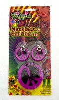 51210427 HIPPIE N LACE & EARRING SET HH001761 CAR R286