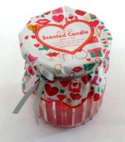 51671891 SCENTED CANDLE FRAGRANT IN BOTTLE 6X7.5C R44