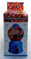 51908683 CANDY MACHINE PLASTIC 9.5CM EACH R55