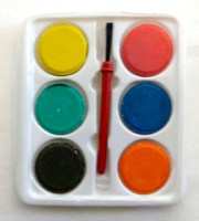 61821293 DIY PAINT+BRUSH (MINI)SET R6