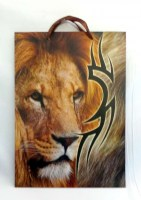 67602889 GIFT BAG ANIMAL (L) 40X30X12CM EACH R20
