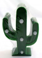 81501588 BO LED LIGHT CACTUS 16X9X3CM EACH R566
